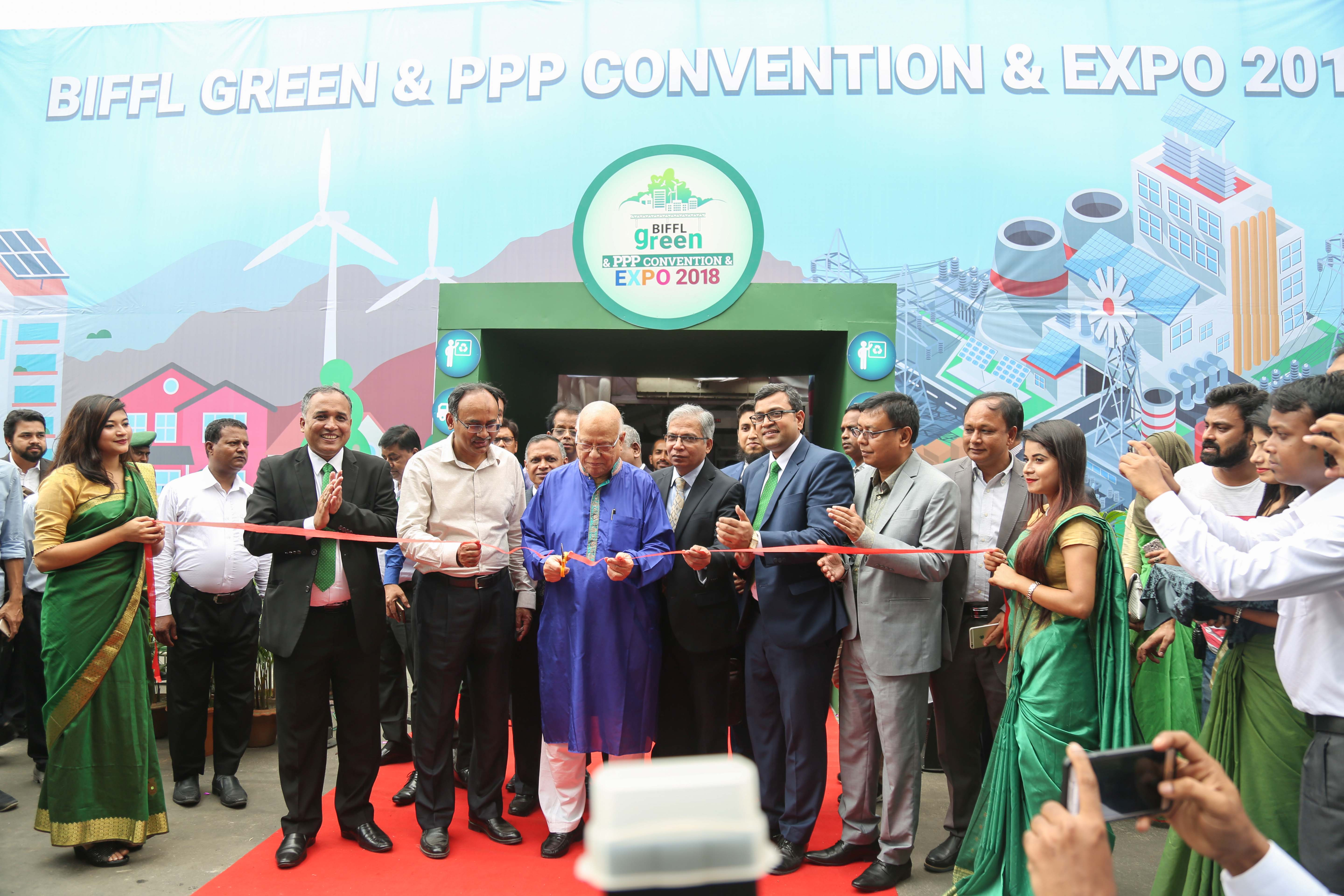 "Fair Electronics has got ""Excellent Stall Award"" at BIFFL Green and PPP convention & Expo 2018"