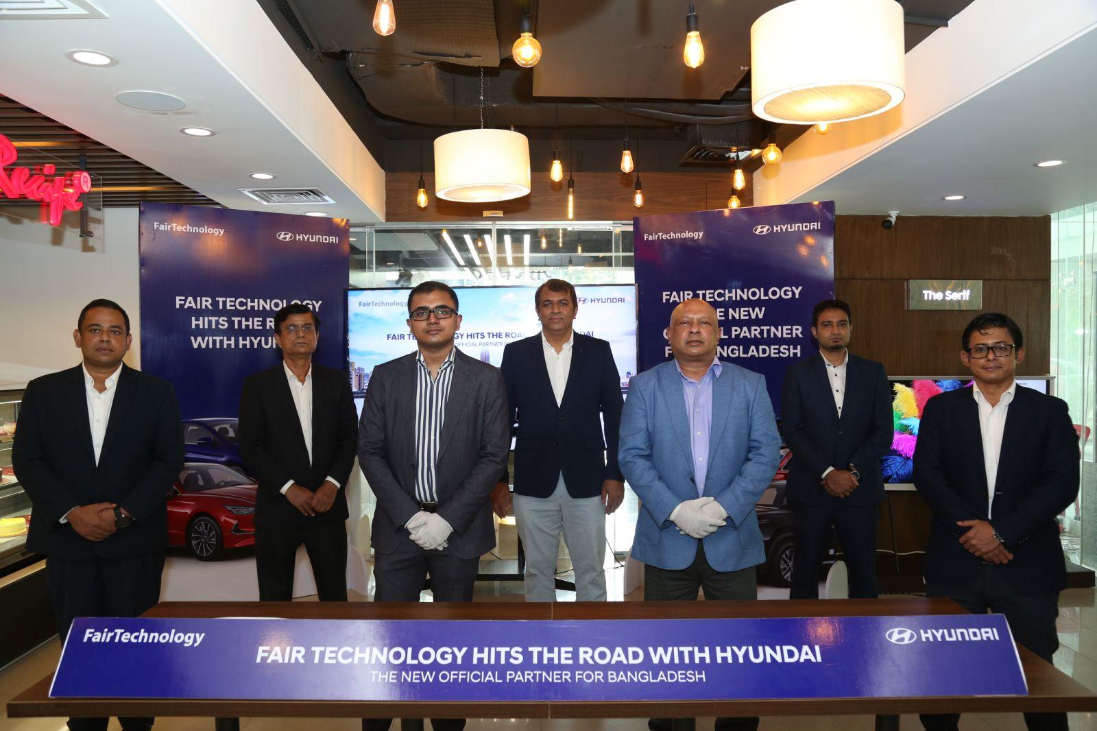 Hyundai I FairTechnology PR2